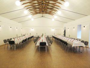 Udlejning af Selskabslokaler, festlokaer og mødelokaler